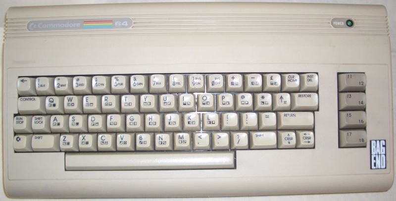 C64G - Made in China