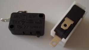 Wichtig ist, dass die neuen Schalter in die alten Halter passen.
