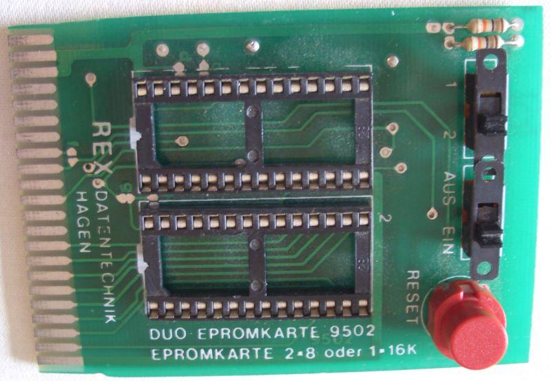 REX9502