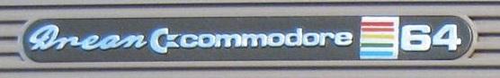 Logo des Drean C64 aus Argentinien.