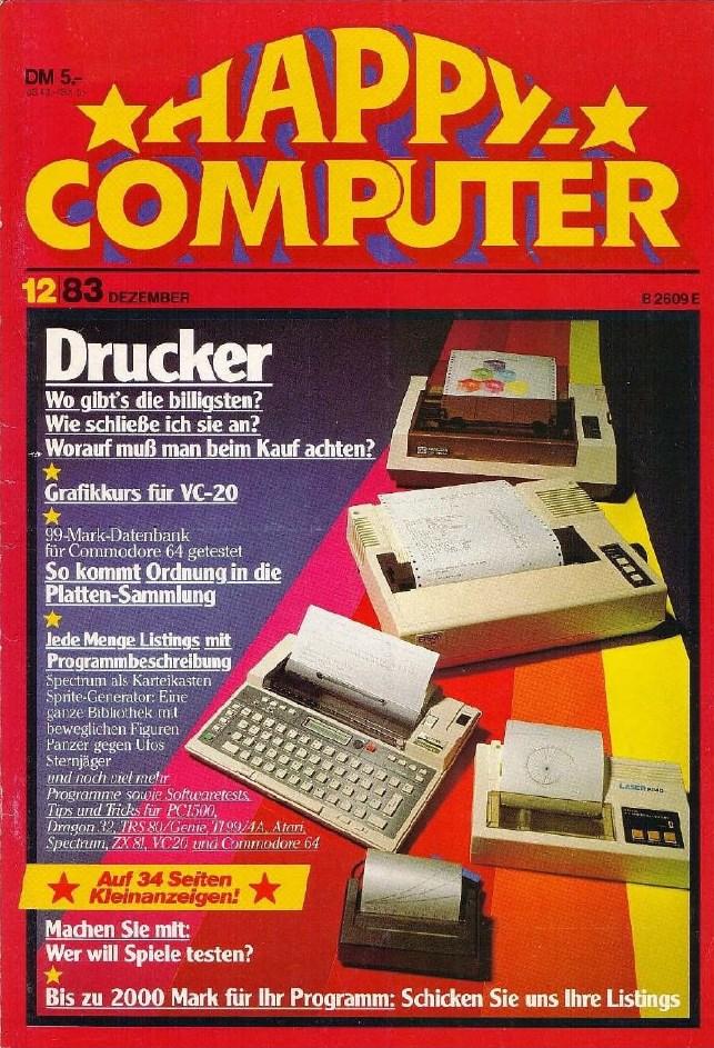 ab jetzt Happy Computer