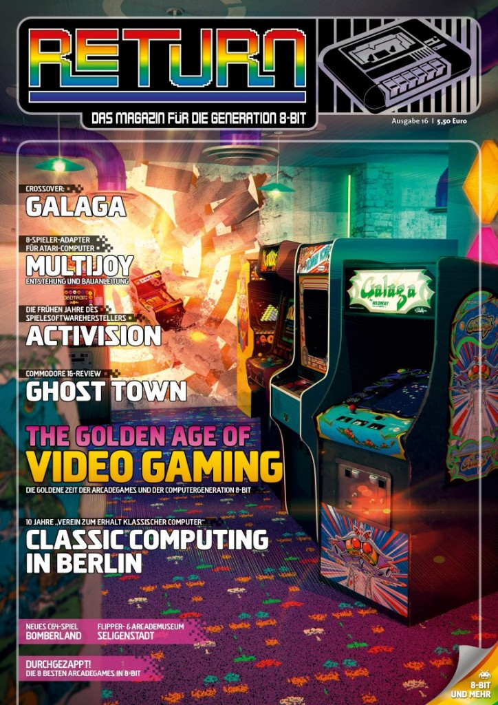 Cover der 16. RETURN