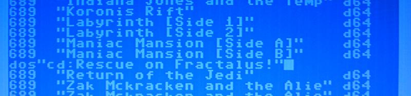 Ins D64-Image wechslen (wie bei einem Verzeichnis)