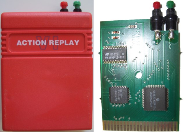 Das Action Replay MK VI
