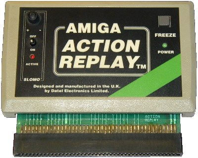 Die Amiga Version