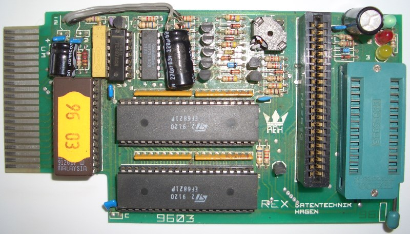 Quickbyte II von REX-Datentechnik (REX 9603)