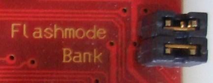 Flash: ROM aufspielen Bank: Modul 1 oder 2