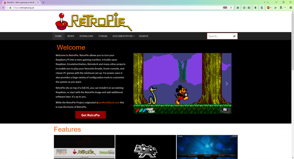 https://retropie.org.uk/