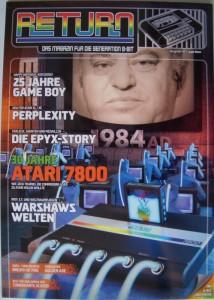 Cover der 18. Ausgabe