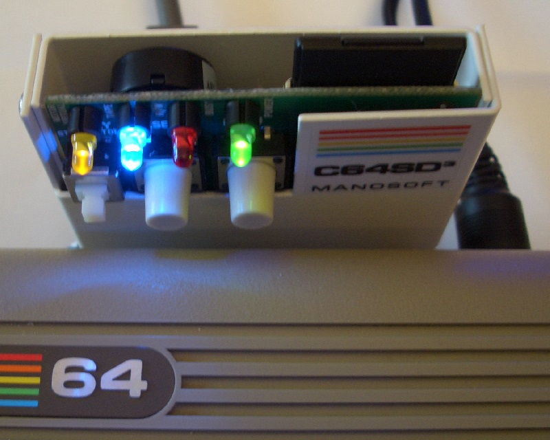 Betrieb am C64