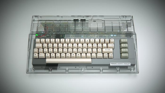 Kickstarter_C64C_Gehäuse_09a