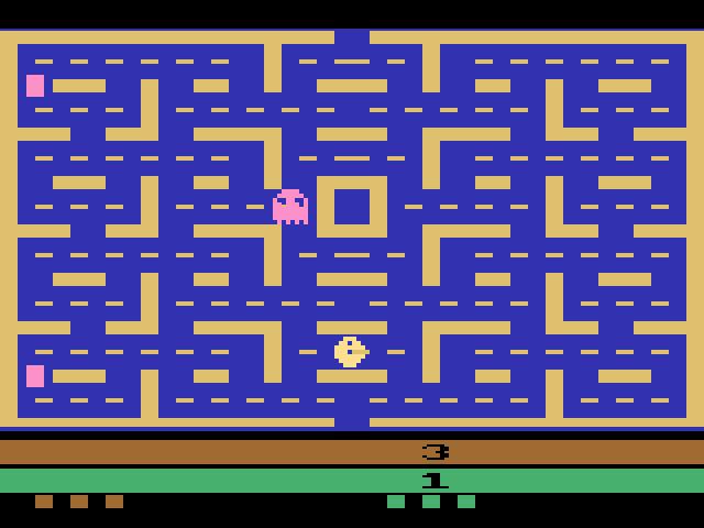 Pac-Man: Da werden Erinnerungen wach.