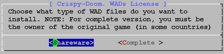 Download der WAD-Dateien
