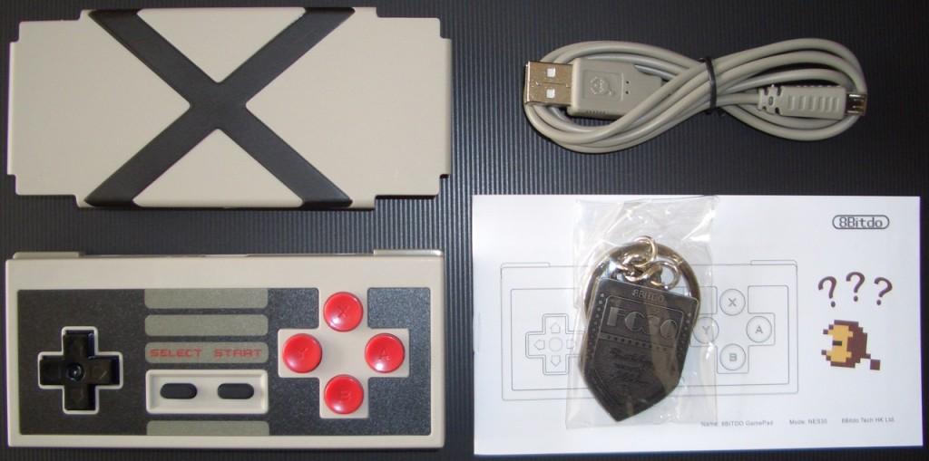 Packungsinhalt des NES30