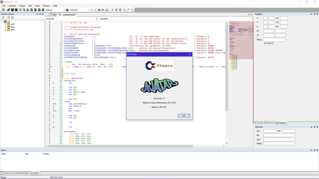 C64 Studio 4.6