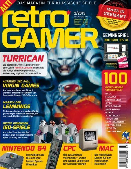 Retro Gamer 2/2013