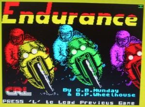 Endurance auf dem TC64