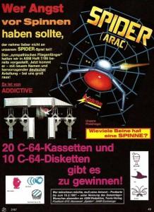 Das Gewinnspiel aus der ASM 2/87