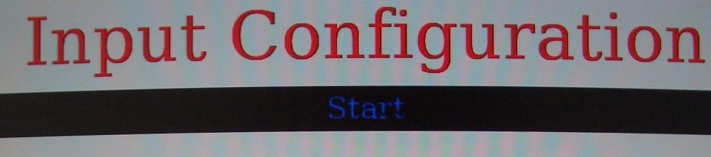 Den Joystick / Controller konfigurieren