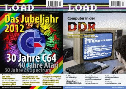 Titel der ersten und zweiten Ausgabe.