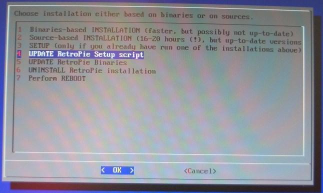 Das Script selbst muss auch aktualisiert werden.