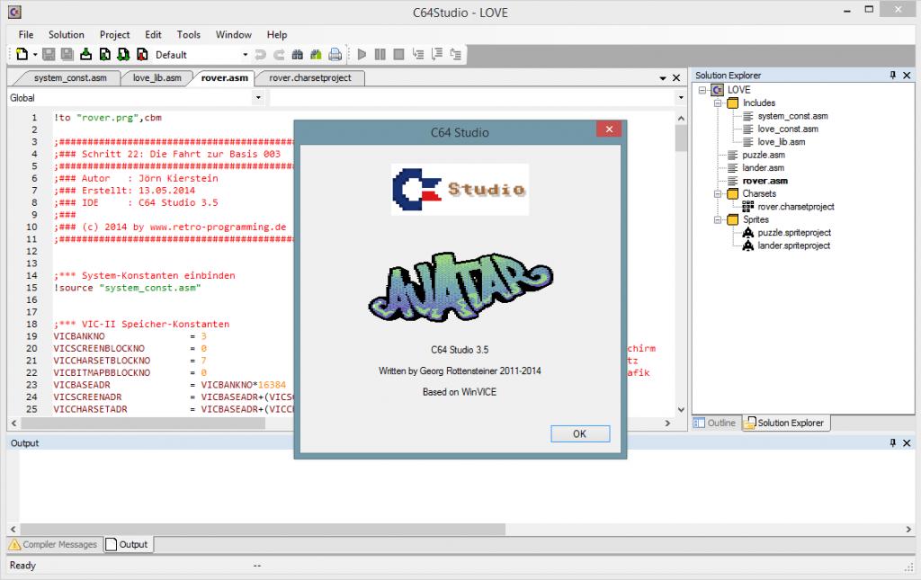 C64 Studio 3.5