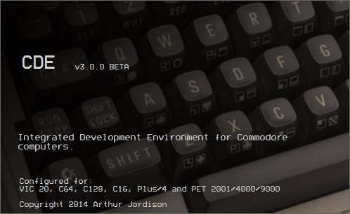 CDE - Commodore Developer's Environment