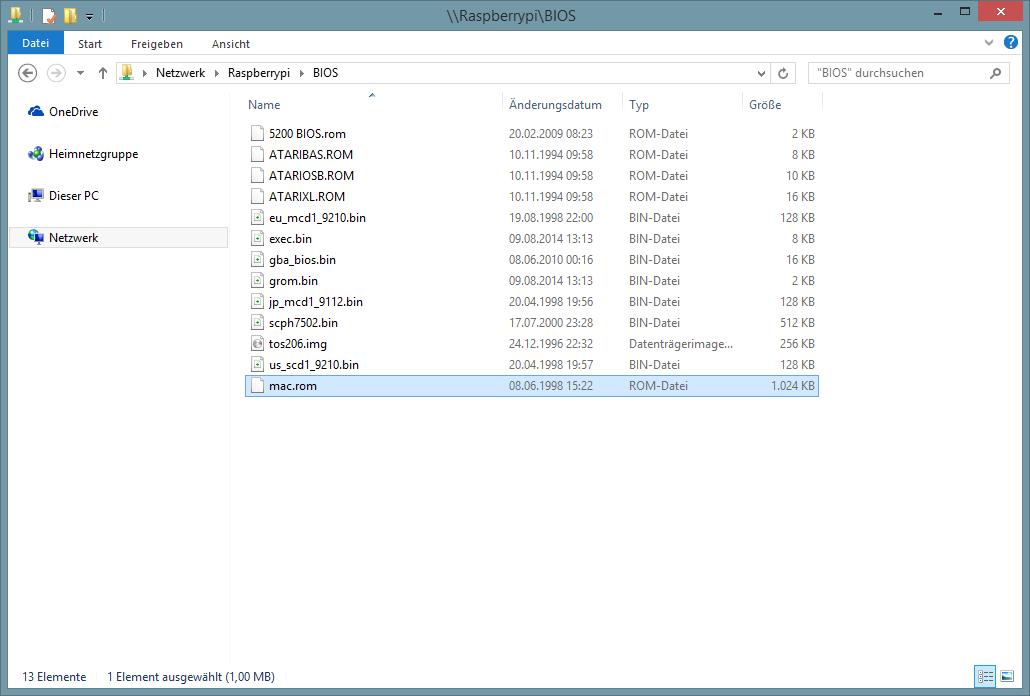 RetroPie (V2 3): Die Emulatoren (Amiga, GBA, PSX) - Retro