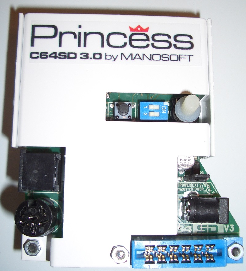 C64SD V3 Princess