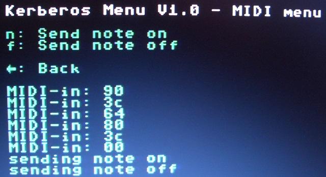 Der C64 hat die Note geschickt...