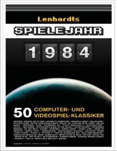Cover zu Lenhardts Spielejahr 1984