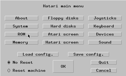 Das Hatari Menü