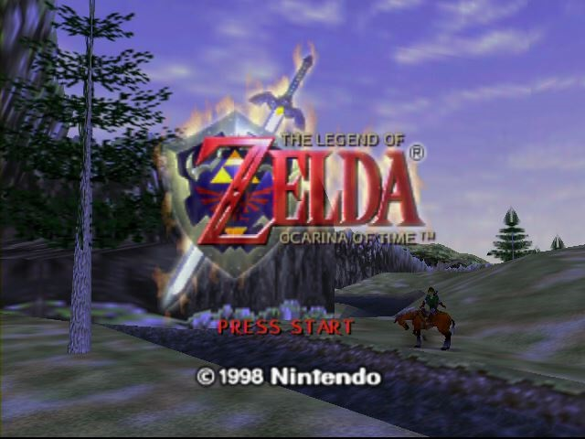 Zelda in der Test-Version