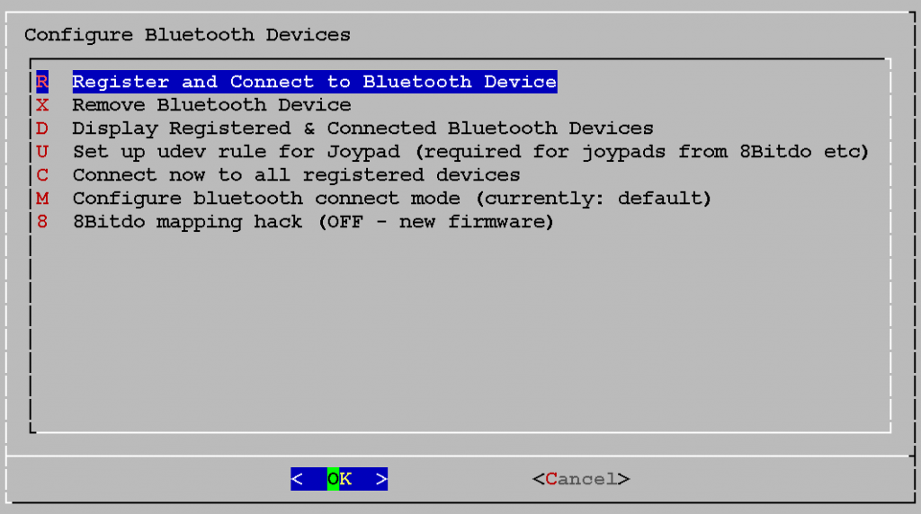 R - Register and Connect to Bluetooth Device