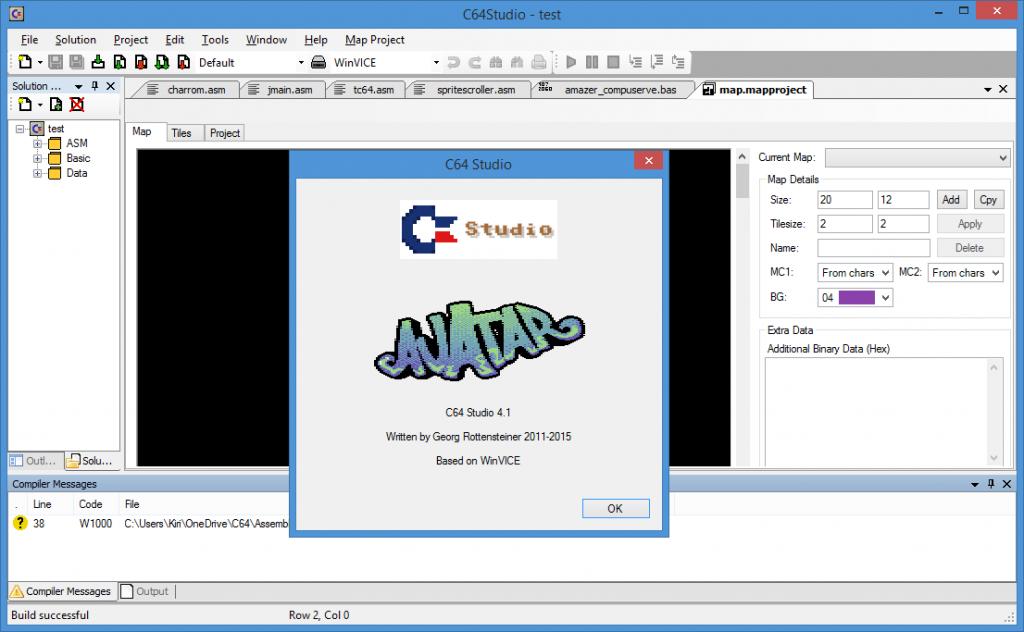 C64 Studio 4.1