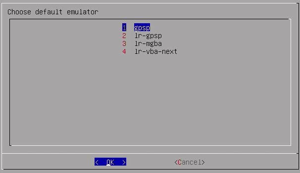 GBA Emulatoren