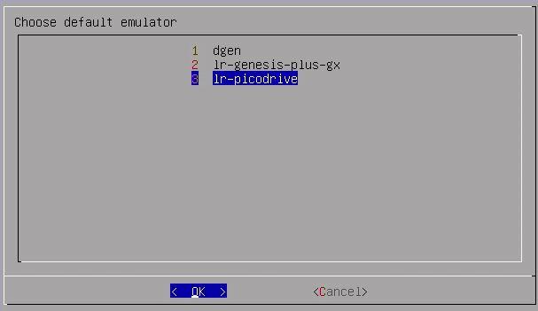 Mega Drive Emulatoren
