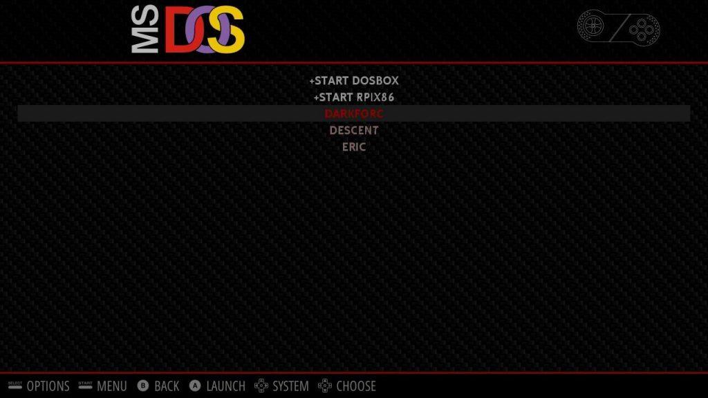 PC-Spiele direkt aus der EmulationStation starten.