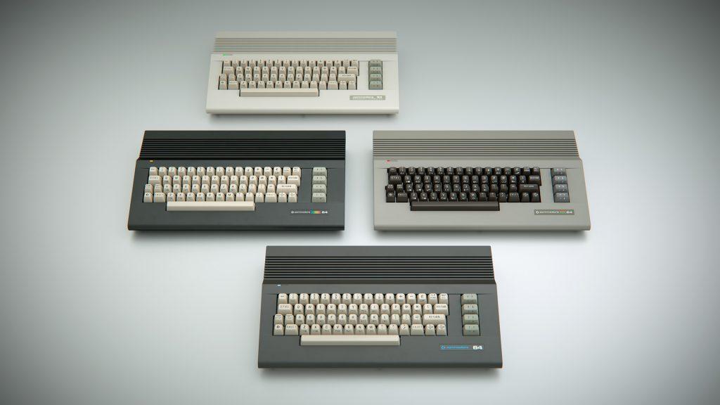 Original Beige (oben), Black Edition (links), Classic Bread Bin (rechts) und SX-64 Style (unten)