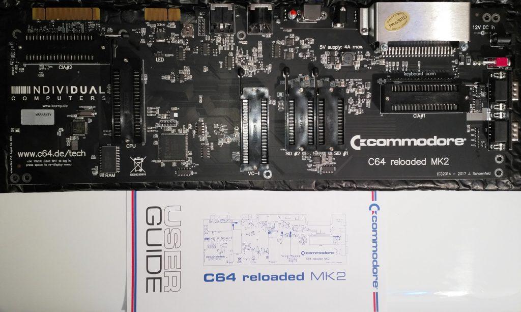 Das neue C64 Reloaded MK2