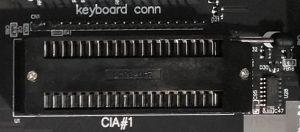 CIA-1 Nullkraftsockel