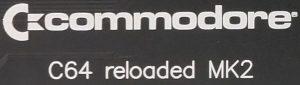 Dank Lizensierung, wieder mit dem Commodore Logo.